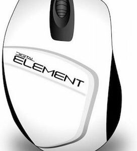ELEMENT MOUSE MS-30 WHITE