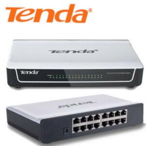 TENDA 16 PORT